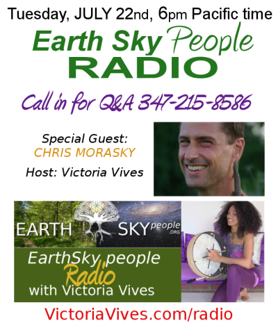 Earth Sky Radio ~ Chris Morasky