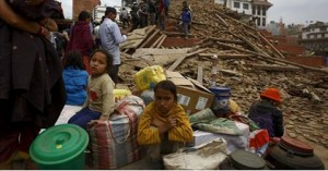 Nepal earthquake donations