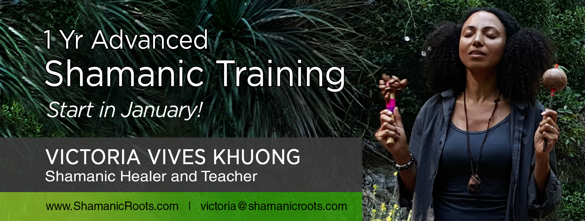 Shamanic Healer Training