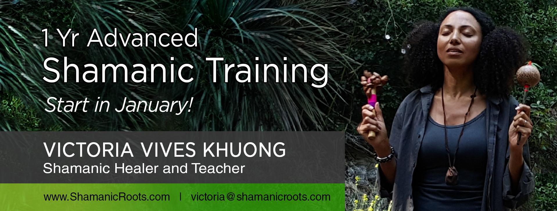 Shamanic Healer Training