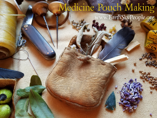 Medicine-Pouch-Making