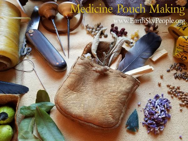 Medicine-Pouch-Making
