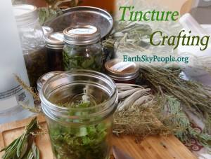 Tincture Crafting