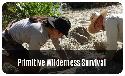 Primitive Wilderness Survival Training