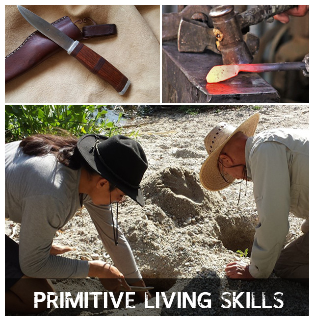 Primitive Living Skills