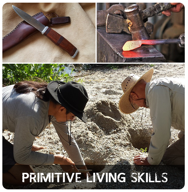 Primitive Living Skills