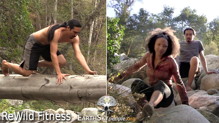 ReWild Fitness Los Angeles EarthSkyPeopleOrg