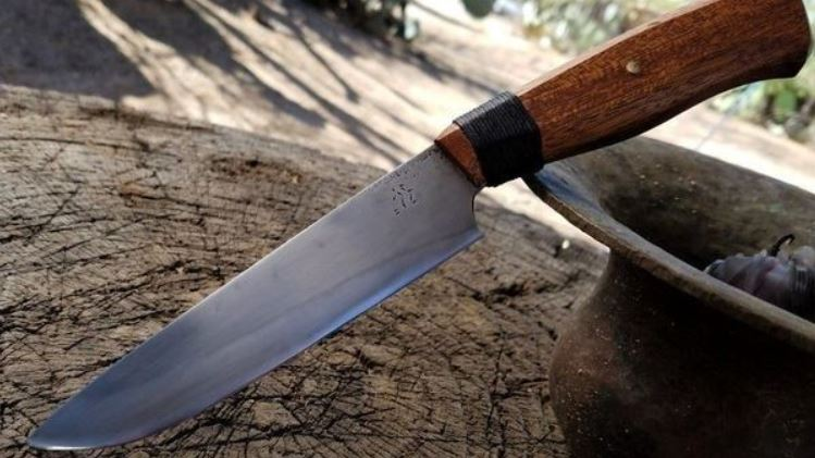 Men's Primitive Bladesmithing: 2-Day Knife Forging w/ Campout (Dates TBD)